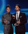 Nina and Ian ♥ - ian-somerhalder-and-nina-dobrev photo