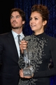 Ian Somerhalder & Nina Dobrev People's Choice - ian-somerhalder-and-nina-dobrev photo