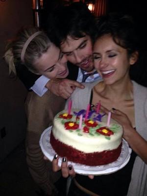 Nina's Birthday ( 9.01.2014 ).
