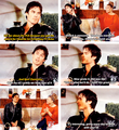 Ian talking about him and Nina - ian-somerhalder-and-nina-dobrev fan art