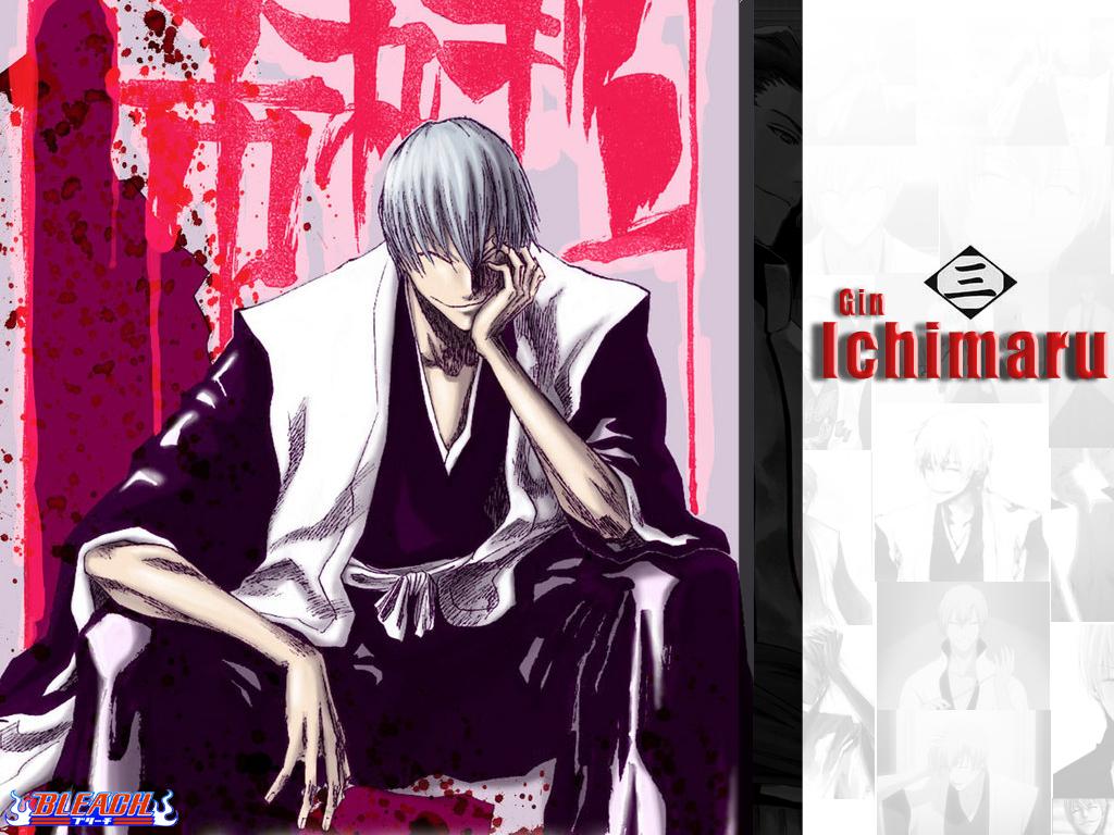 *Gin Ichimaru*