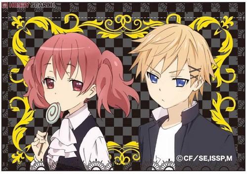 Inu x Boku SS karatasi la kupamba ukuta containing anime called Karuta