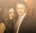 mila kunis and james franco - james-franco photo