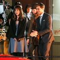 Fifty Shades of Grey - On Set - January 16th
