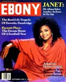 Janet On The Cover Of The September 1986 Issue Of EBONY Magazine - janet-jackson photo