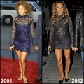 Mel B copies JLo - jennifer-lopez fan art