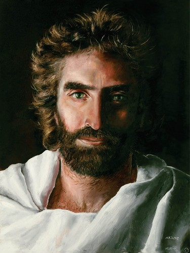 Yesus wallpaper probably containing a portrait entitled Prince of Peace