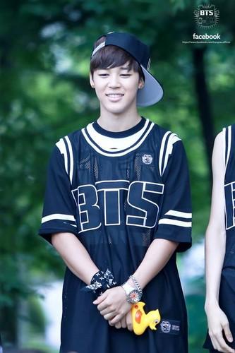 Jimin (BTS) fond d'écran called Jimin cute