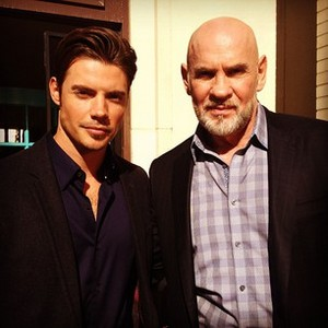 Josh and Mitch Pileggi