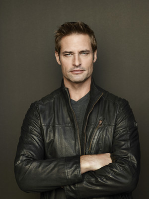 Josh Holloway- PROMOTIONAL PHOTOSHOOT- INTELLIGENCE 2014