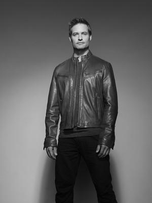 Josh Holloway- PROMOTIONAL PHOTOSHOOT- INTELLIGENCE 2014