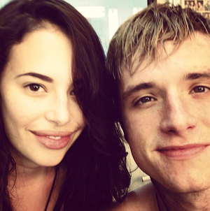 old/new pictures of Josh from Chloe Bridges� instagram!