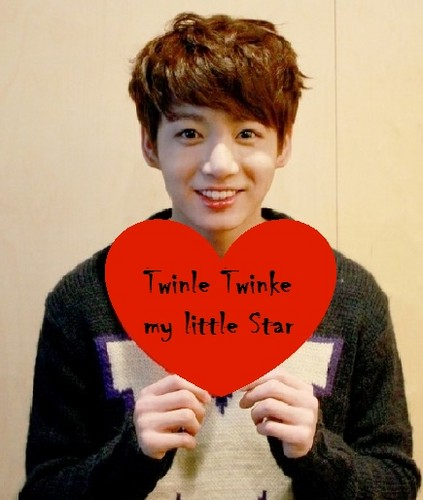 jungkook (bts) fondo de pantalla entitled JungKook Twinkle
