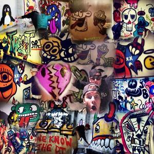 justin bieber graffiti