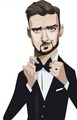 Justin Timberlake Suit & Tie animated