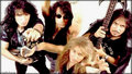 KISS...Paul, Bruce, Eric and Gene  - kiss wallpaper