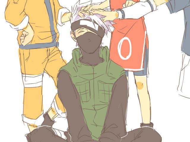 Kakashi Images Kakashi Sasuke Naruto And Sakura Wallpaper And