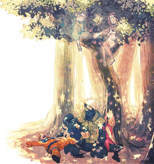 Kakashi Images Kakashi Naruto Sasuke And Sakura Wallpaper And