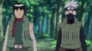 Kakashi and Gaï