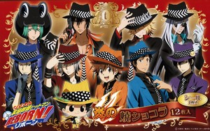 Vongola Mix with Varia