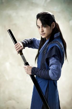 """""""Jung-Yi, Goddess of Fire"""""""