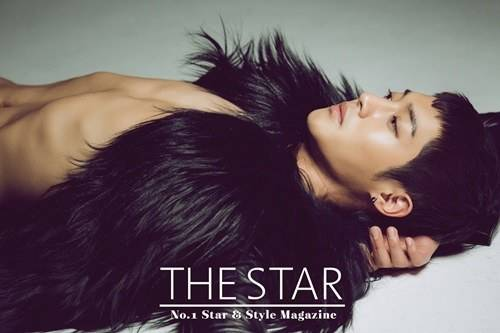 Kim Hyun Joong in 'The Star' pictorial