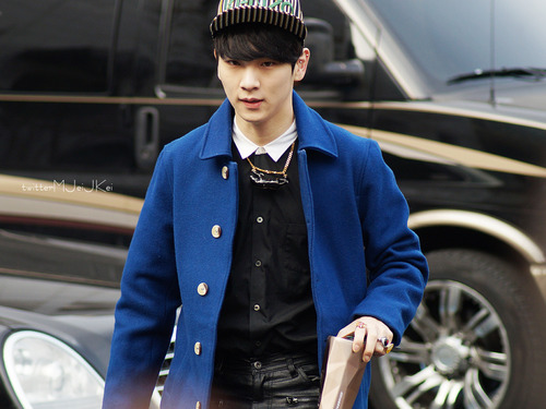 Cutie Handsome Key