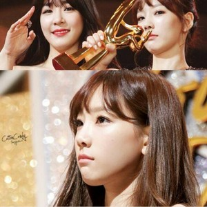 Taeyeon @ Golden Disk Awards