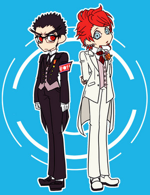 Ishimaru and Leon
