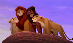 Lion King Pride
