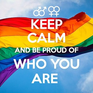 keep calm, pride