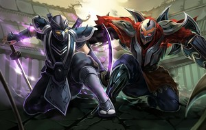 Shen and Zed