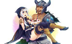 Ashe x Tryndamere