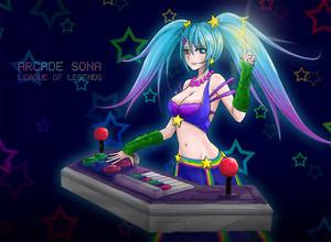 Arcade Sona