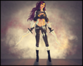 Katarina           - league-of-legends fan art