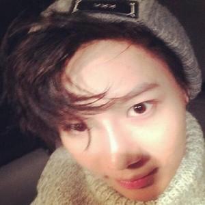 140109 Trenta official's Instagram Update: Taemin