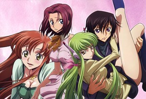Lelouch and His dames