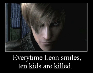 Leon S Kennedy