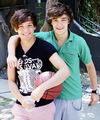 Louis and Liam - liam-payne photo