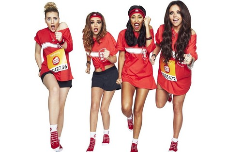 little mix fondo de pantalla entitled Little Mix sporties