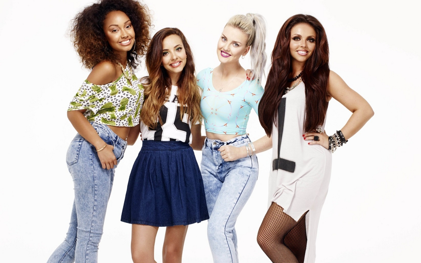 Little Mix fashionable