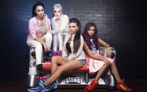 Little Mix roller skates