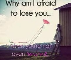 Afraid of Losing anda