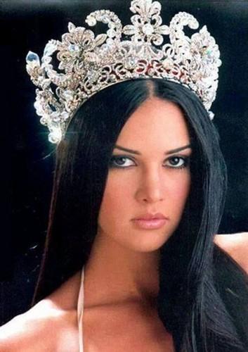 Monica Spears Miss Venezuela