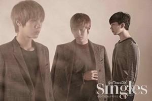 "MBLAQ ""Singles"""