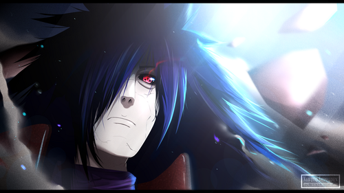 Madara Uchiha wallpaper called *Madara Uchiha*