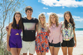 evie, zac, sirena, ondina, & mimmi  - mako-mermaids photo