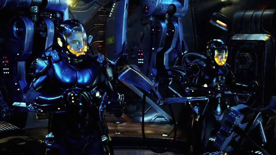 Mako and Raleigh images Pacific Rim HD wallpaper and ...