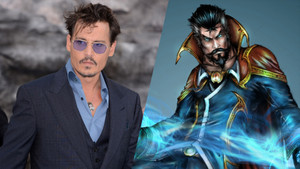 Marvel wants Johnny Depp to play Doctor Strange role?