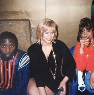 Mary J Blige With Faith Evans And Little Cease 1995